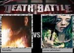 Death Battle Yennefer  vs Lorna Lehnsherr