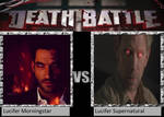 Death Battle Lucifer Morningstar vs Lucifer Supern