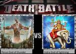 Death Battle Perun God of thunder vs Indra God of
