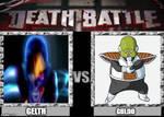Death Battle Gelth vs Guldo