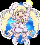 Precure~Chibi Cure Echo
