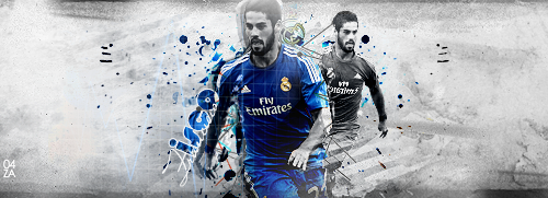 Chelsea FC Isco_by_elmarka-d6iyjed