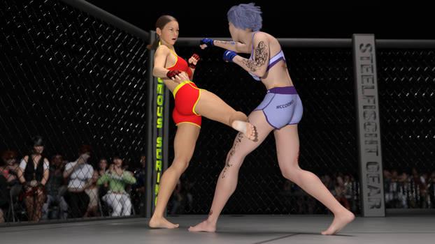 WFL Recap: Tang vs McCormick - Leg Day