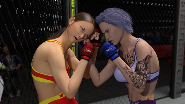 WFL Recap: Tang vs McCormick - Brawlhalla