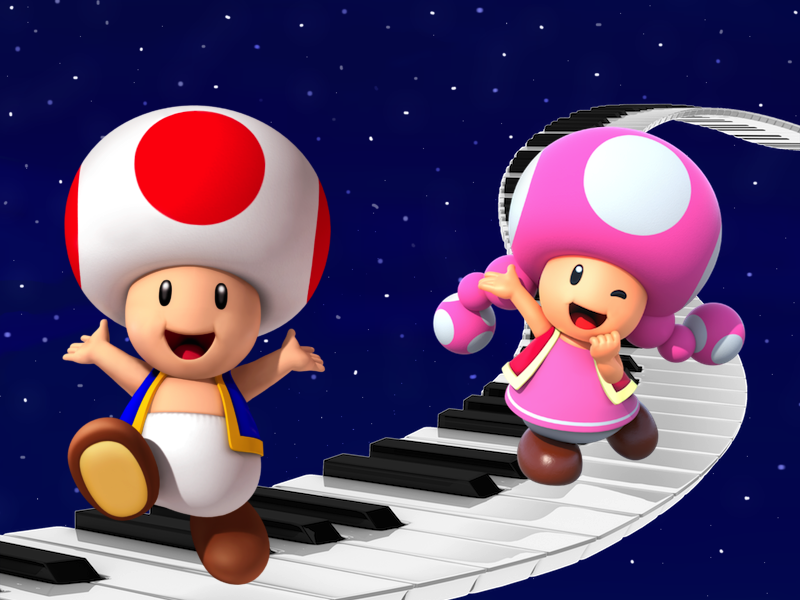 toad and toadette relationship