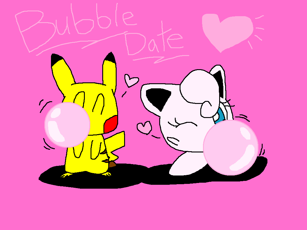 Bubbles dating