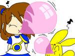 Bubble Gum Arle and Carbuncle