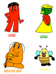 Gumby and Friends (Major Characters)