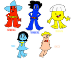 Gumby and Friends (Other Characters)