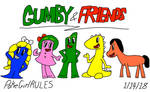Gumby and Friends Poster