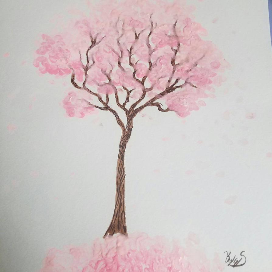 Cherry Blossom by Kylie711