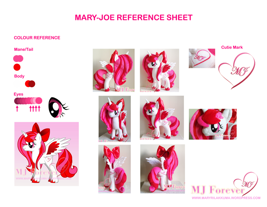Mary-Joe Character Reference Sheet by moggymawee