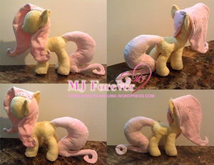 Trying my hand at sewing pony plushies continued..