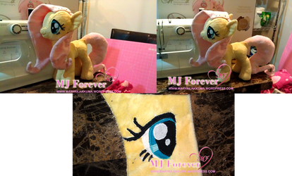 Sewing first pony plushie continued... by moggymawee