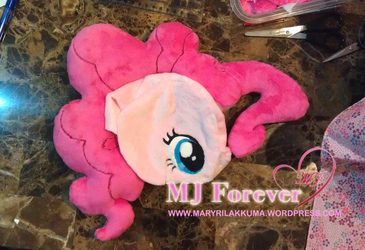 Second plushie WIP