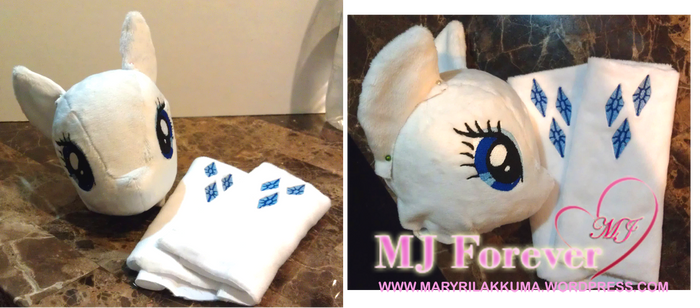 Fourth plushie WIP - with embroidered details! by moggymawee