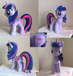 Twilight Sparkle Plushie!  (SOLD)