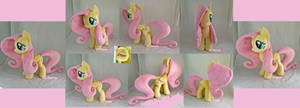 Fluttershy plushie for myself :3