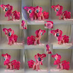 Pinkie Pie Plushie x2 (SOLD!)
