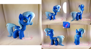 Trixie plushie (SOLD!)