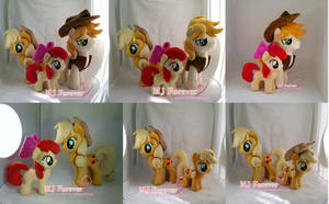 Apple family so far... by moggymawee
