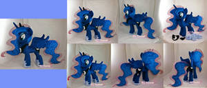 Princess Luna Plushie - SOLD!