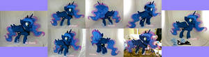Princess Luna Plushie v2.0
