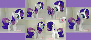 Rarity Plushie :)