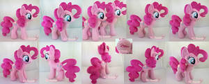 Pinkie Pie Plushie x2 (one is for sale!)