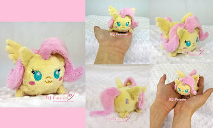Tsum Fluttershy! by moggymawee
