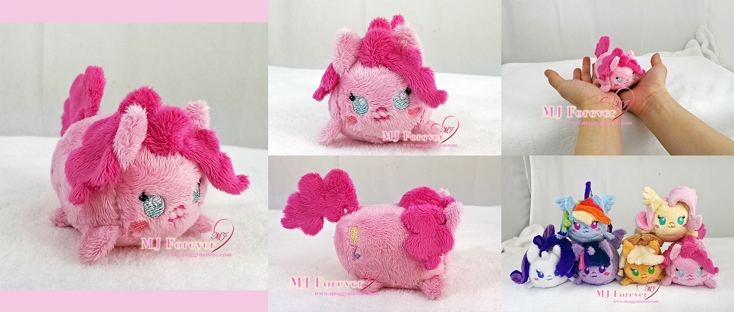 Tsum Pinkie Pie!  :) by moggymawee