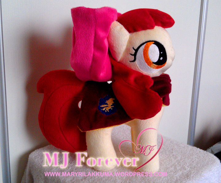 AppleBloom1 by moggymawee