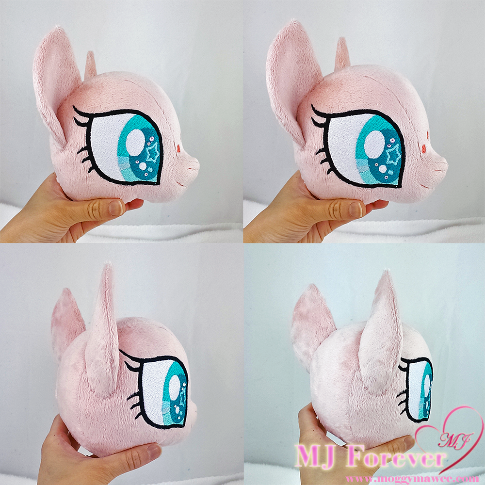 New ears for my ponies!  :D