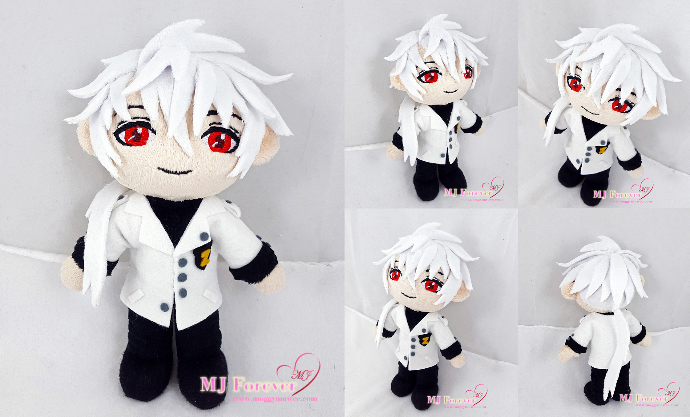 Zen Plush! (Mystic Messenger) by moggymawee