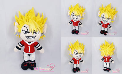 Yoichi Hiruma Plush (Eyeshield 21)