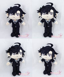 Jumin Han Plush Commission (Mystic Messenger)