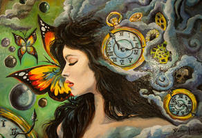 Time Series : Beginning of Time by henriqueandrade