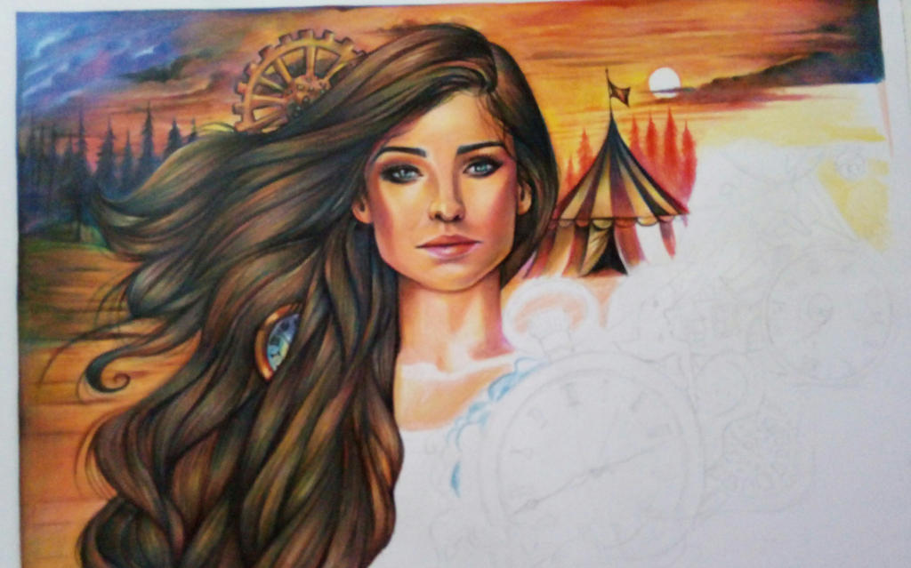 art in process 2 by henriqueandrade