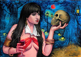 Serie Comics - Vampirella
