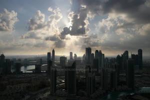 Dubai Gotham City