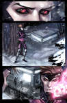 Gambit page 1Weapon X FC