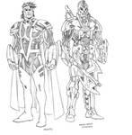 WILDCATS DESIGNS: Maj, Spartan