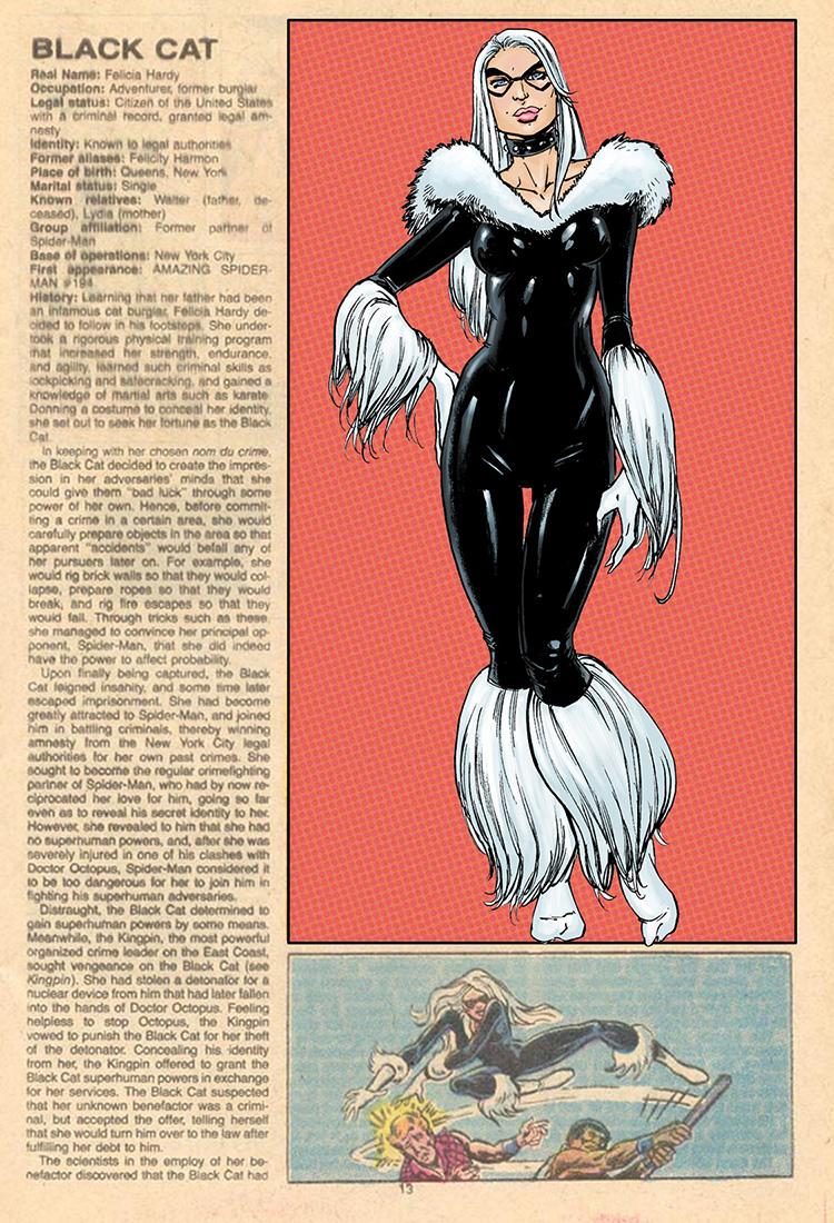 BLACK CAT Ohotmu! by ColtNoble