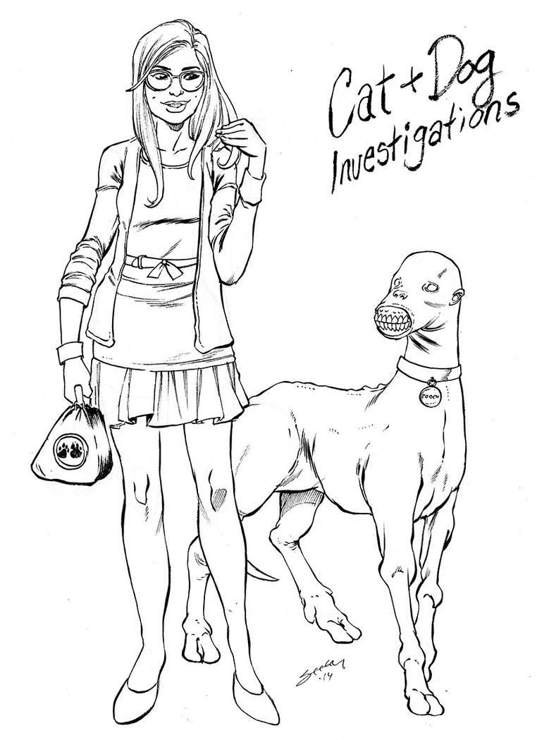 CATDOGINV sketch by ColtNoble
