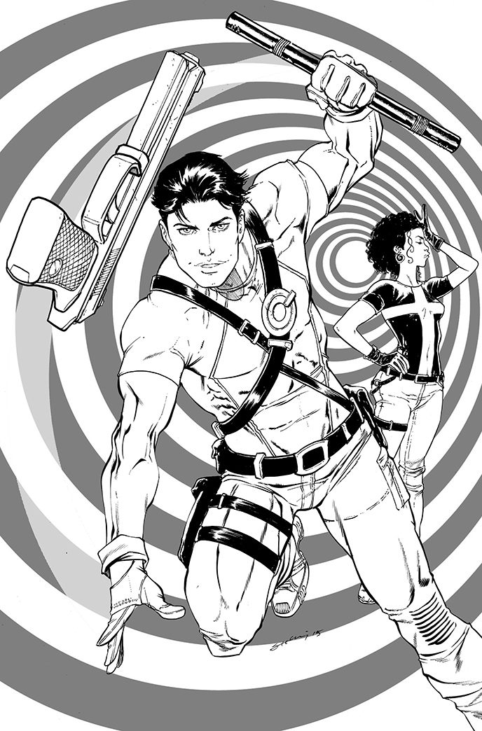 DICK HEL inks by ColtNoble