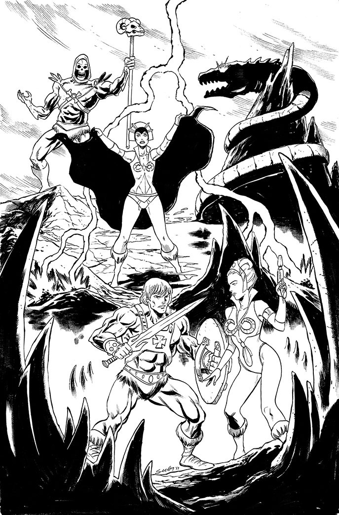 MOTU commish by ColtNoble