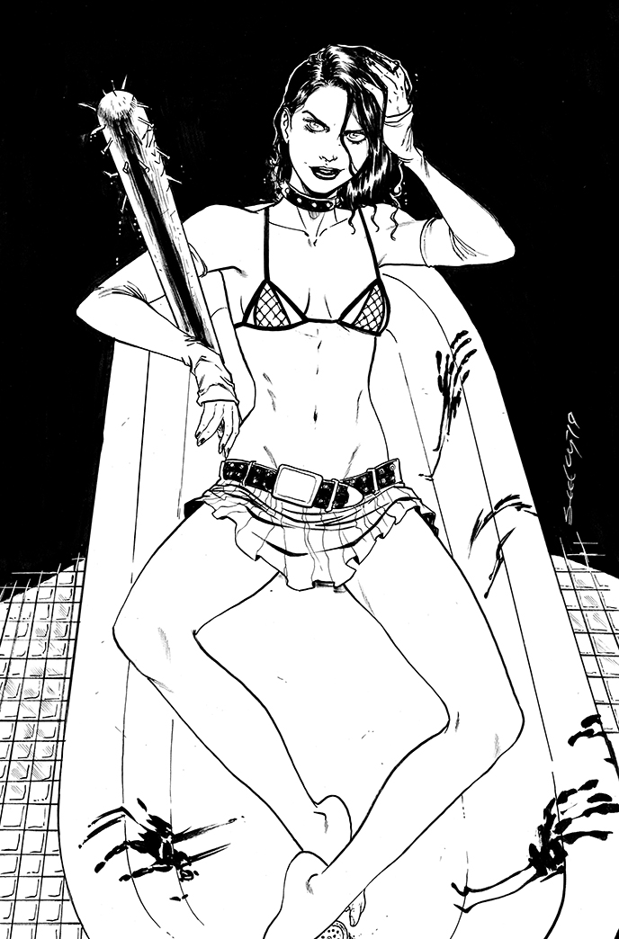 CASS commish inks by ColtNoble