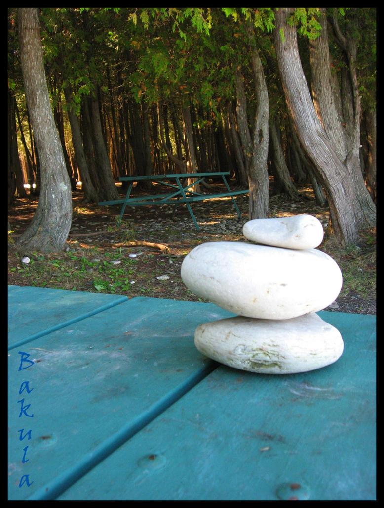 Three Stones. by floobity