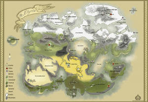 Info: Map of Elyria