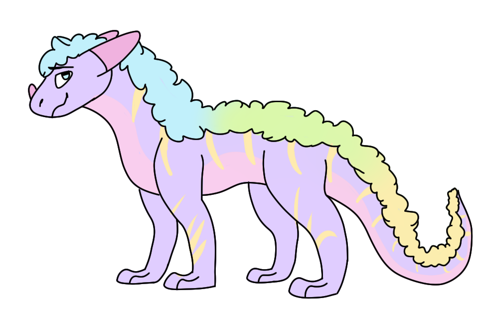 My New Bab by i-draw-dragon-things